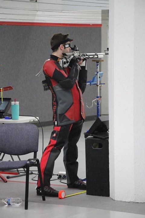 Remington Lyman to Compete in the NCAA Rifle Champtionships!