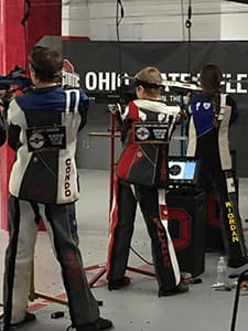 NRA National Junior Indoor Precision Air Rifle Sectional